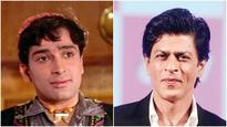 Whoaa! Shah Rukh Khan to dance to the tunes of this Shashi Kapoor song in Aanand L Rai's next!