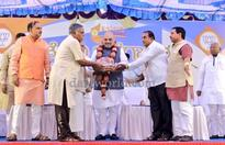 Bengaluru: Siddaramaiah's Lingayat ploy aimed at denying CM's post to Yeddy, says Shah