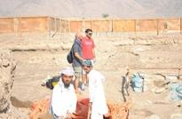 Italian expedition continues excavation at Daba