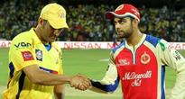 IPL: Super Kings win toss, elect to bowl against Royal Challengers