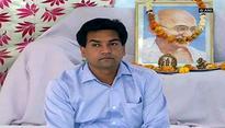 AAP junket row: Kapil Mishra begins 'Satyagraha'