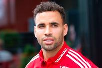 Wales football star Hal Robson-Kanu has vowed to defy FIFA and wear a poppy for awards ceremony