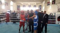 Sports Minister inaugurtes Boxing Academy in Har
