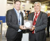 Bahri honored at Breakbulk Europe 2016