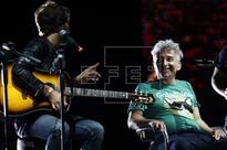 Ailing Chilean rocker Jorge Gonzalez performs for last time