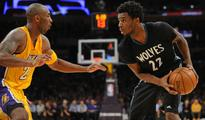 Kobe wants to work out with Wiggins, LaVine