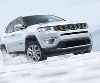 Jeep Compass variants to become costlier by up to Rs 80,000 from January