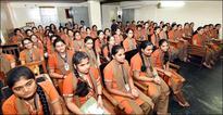 Mangaluru: Expert PU College celebrates Gandhi Jayanthi