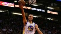 Curry unanimous All-NBA 1st Team