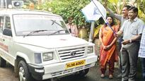 Now, free ambulance services in city