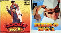 Hero No 1, Coolie No 1 set for remakes
