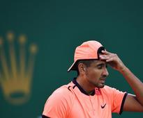 When Tennis Player Nick Kyrgios Loses on Purpose, He Really Loses on Purpose