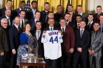 Obama Welcomes Chicago Cubs to White House, Emphasizes Importance of Sports