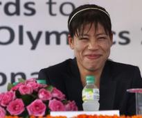 Mary Kom likely to punch for BJP in upcoming Manipur Assembly polls