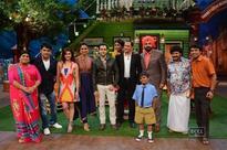 The legends - Talat Aziz, Anup Jalota and Pankaj Udhas on 'The Kapil Sharma Show'