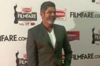 Jagapathi Babu rocks the salt and peeper look at the Filmfare Awards South 2016