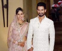 It's a girl for Shahid Kapoor