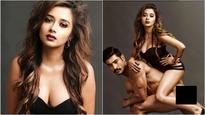 In pics: Tina Dutta aka Iccha from 'Uttaran' poses with a butt-naked Ankit Bhatia in her bold photoshoot