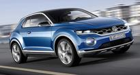 Rumored Geneva Show-Bound VW T-Cross Concept To Hint At New Small SUV