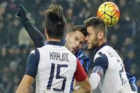 Football: Inter cruise, Alessandria produce more Cup shocks