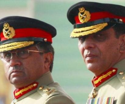 Musharraf, Kayani possess multi-million dollar Swiss bank accounts, claims UK scribe