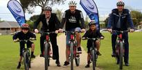 Community will share benefits of cycle track