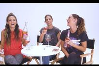 Wine Not Wednesday with the ULTIMATE girl boss, JILLIAN MICHAELS!!