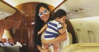Kanchi Kaul KISSING her baby boys is just AWWWWDORABLE