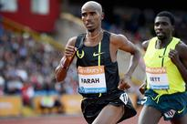 Farah to race in Birmingham  IAAF Diamond League