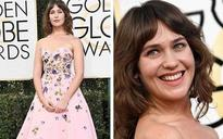 This actress dared to walk the Golden Globes red carpet with hairy armpits
