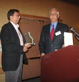 Amritt's Managing Director Bagla receives Community Service Award
