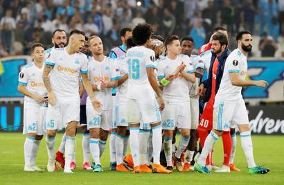 Europa semi: Payet inspires Marseille to 2-0 win over Salzburg