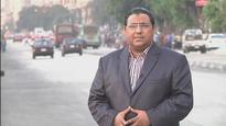 Egypt Extends Detention Of Al Jazeera's Mahmoud Hussein
