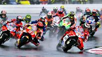 MotoGP: Marc Marquez ties at the top with wet San Marino Grand Prix win