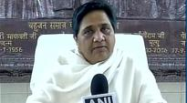 Tell Narendra Modi to resolve currency problems: Mayawati to President