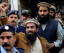 Is the terrorist slain in Kashmir Zaki-ur-Rehman Lakhvi's nephew?