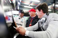 Hamilton on pole: urgent talks over quali