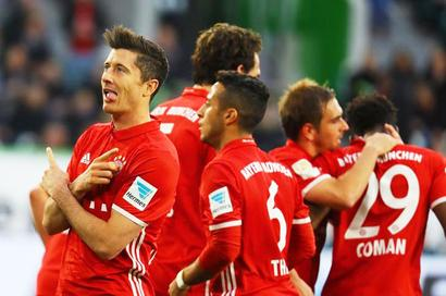 Bayern win fifth straight Bundesliga crown