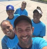 Sport: Pacific Oceania lose Fed Cup opener