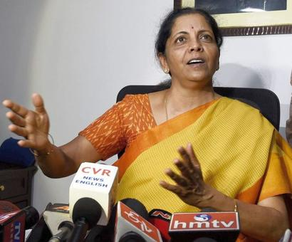 Sitharaman, Goyal, Pradhan become members of key Cabinet committees