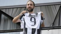 Higuain out to emulate Del Piero