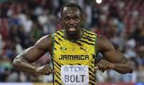 Usain Bolt Bids Farewell To Athletics
