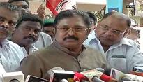 Fallacy to say that we are joining hands with T.T.V. Dinakaran: DMK