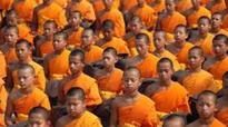 Scam hits top Thai monk Buddhist abbot