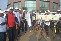 Odisha: Bicycle Day Promotes Fuel Conservation