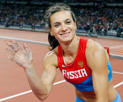 Isinbayeva quits as Russian anti-doping chief