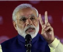 Large volumes of cash are big source of corruption, says PM Modi