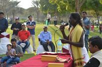 Padma Shri Haladhar Nag enthrals audience at Dubai Pushpuni celebrations