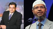 Why 'exiled' Dr Zakir Naik served a Rs 500-crore defamation notice against Arnab Goswami