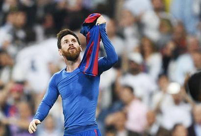 El Clasico: Messi scores late winner as Barca down 10-man Real Madrid, keep title race alive
